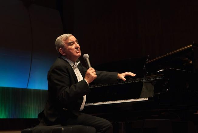 Михаил Казиник представит вРиге концерт, посвященный Шаляпину