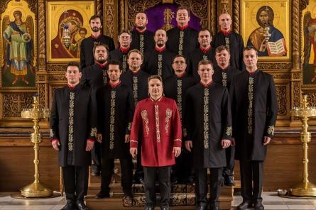 Хор Валаамского монастыря выступит вРиге. Бесплатно