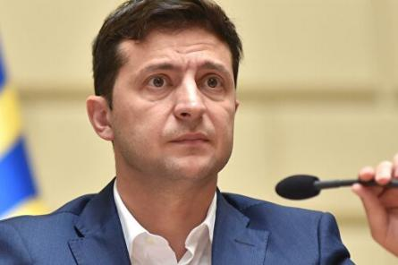 Зеленский высказался о планах Киева отрезать Крым