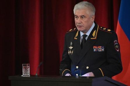 Глава МВД России отчитал шведского коллегу за слова о Крыме