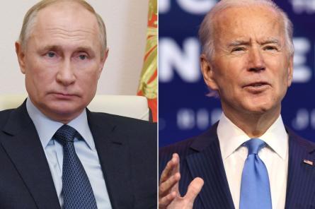 В Кремле подтвердили: Байден лично пригласил Путина на встречу