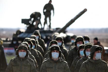 США потребовали у России объяснить перемещение войск у границ Украины