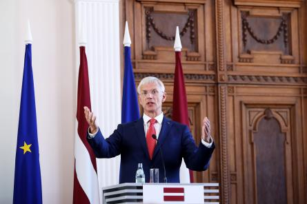 Кариньш: сотрудничество ЕС и США - единственный путь к устойчивому развитию