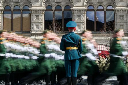 ВИДЕО: как Россия готовится к празднованию 9 мая