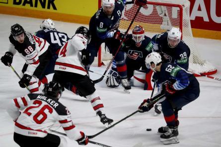 Сборная Канады обыграла США и вышла в финал ЧМ-2021