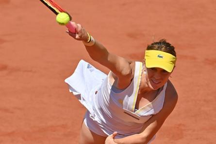 Россиянка Павлюченкова впервые в карьере вышла в финал «Ролан Гаррос»