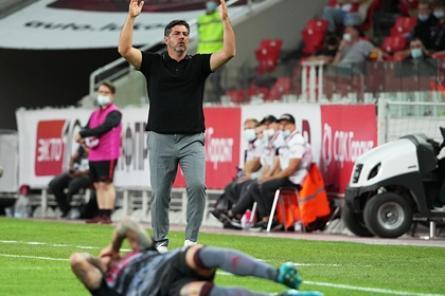 «Спартак» проиграл «Бенфике» в первом матче квалификации Лиги чемпионов