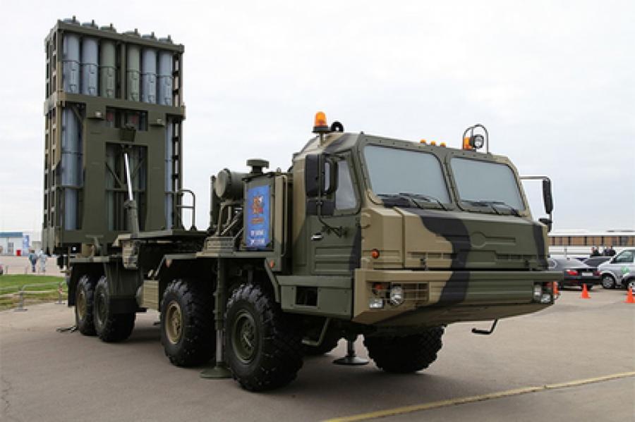 ЗРК С-350 «Витязь» Wikipedia