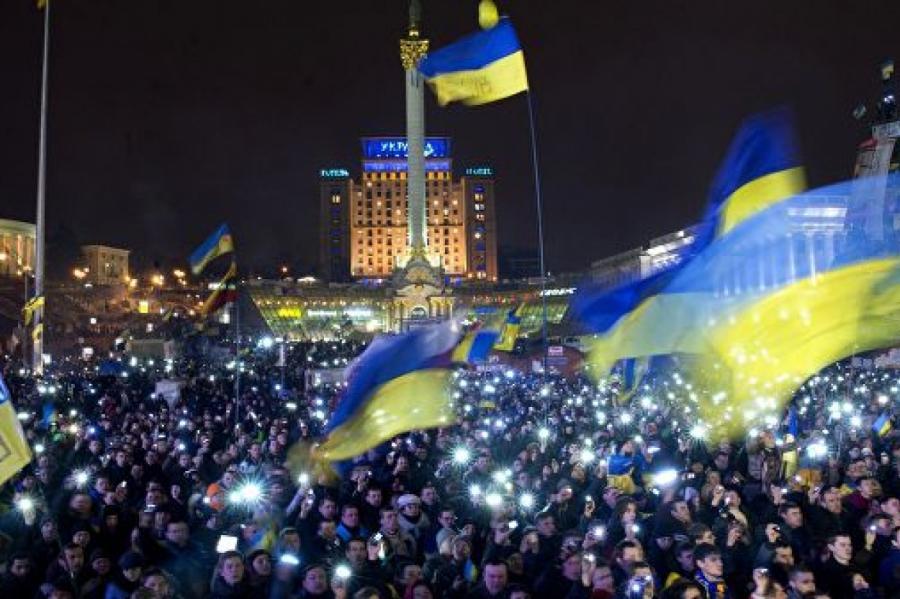 Украине грозит новый Майдан? ©РИА Новости/ Илья Питалев
