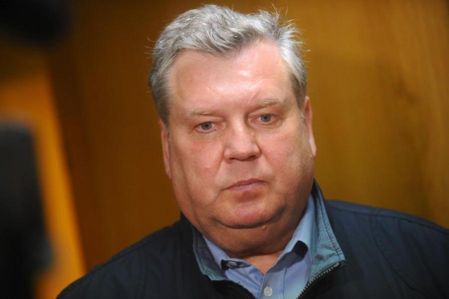 Лидер парламентской оппозиции Янис Урбанович.