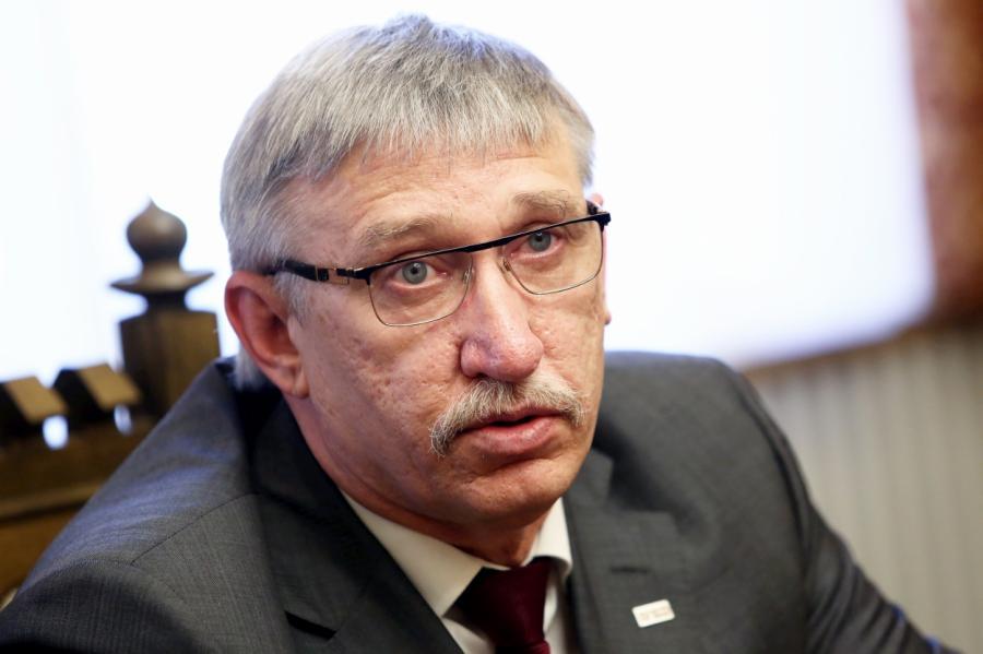 Генпрокурор Латвии объяснил, почему вделе Цукурса неучитывались материалы изРоссии. Фото LETA