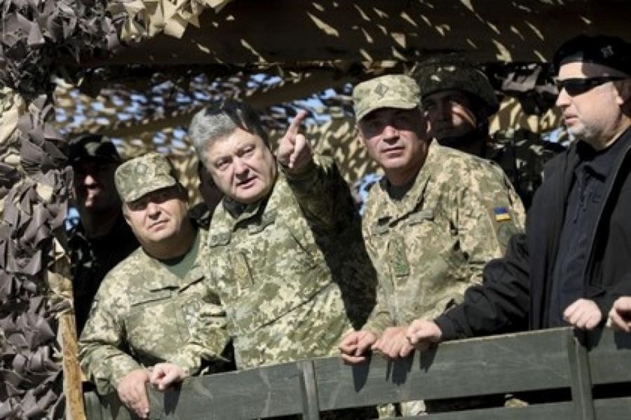 Петр Порошенко Фото: РИА Новости, Михаил Палинчак