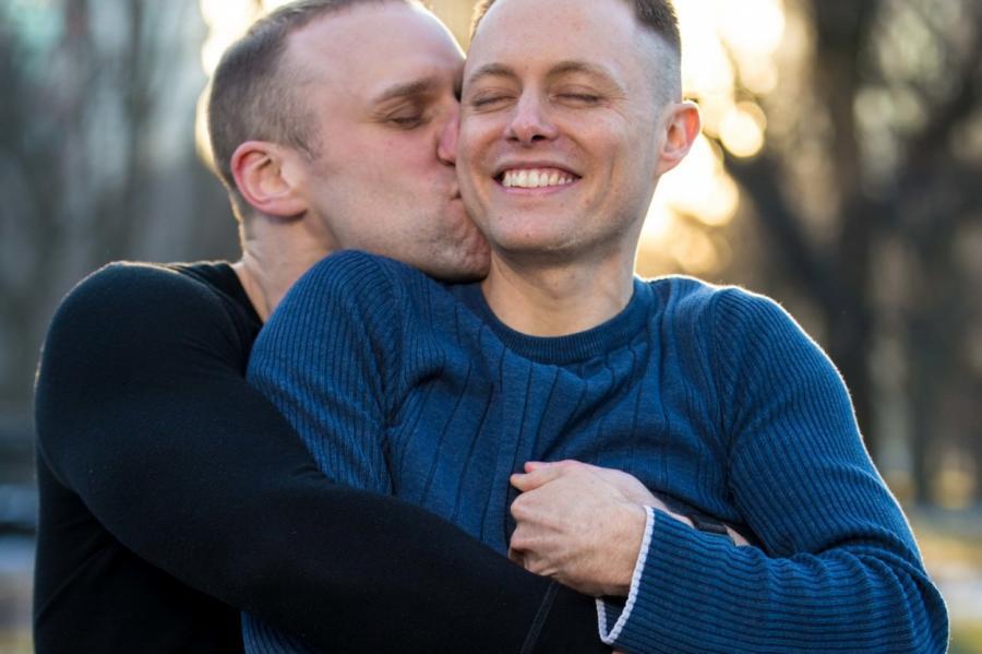 Первоклашки геи