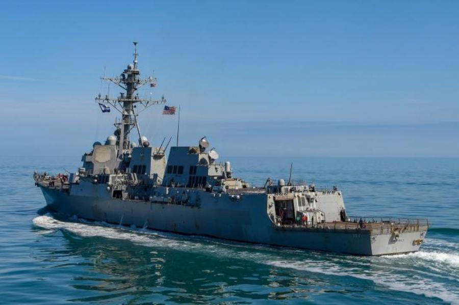 Фото: flickr.com/Commander, U.S. Naval Forces Europe-Africa/U.S. 6th Fleet