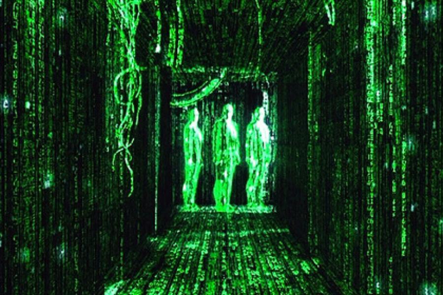 Фото: Кадр изфильма «Матрица»