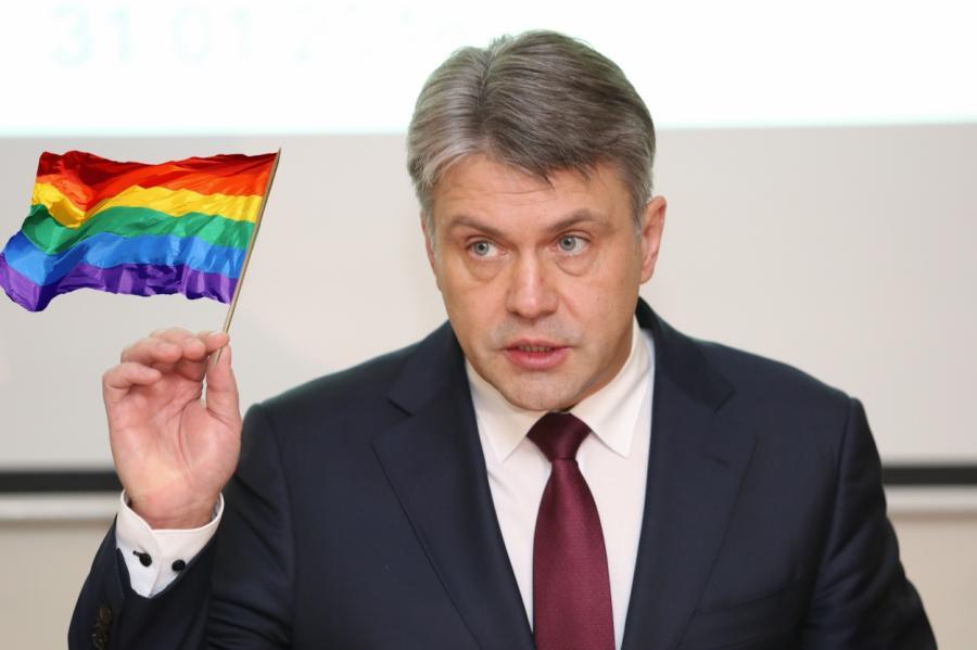 Секс двух украинских политиков видео