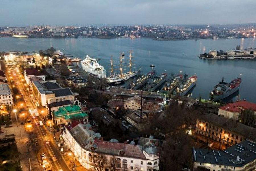 Город Севастополь. Фото: ©РИА Новости/ Алексей Мальгавко