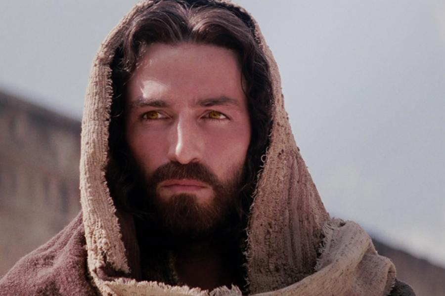 Кадр изфильма «Страсти Христовы»