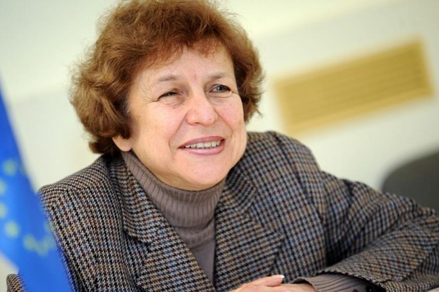Татьяна Жданок, фото LETA