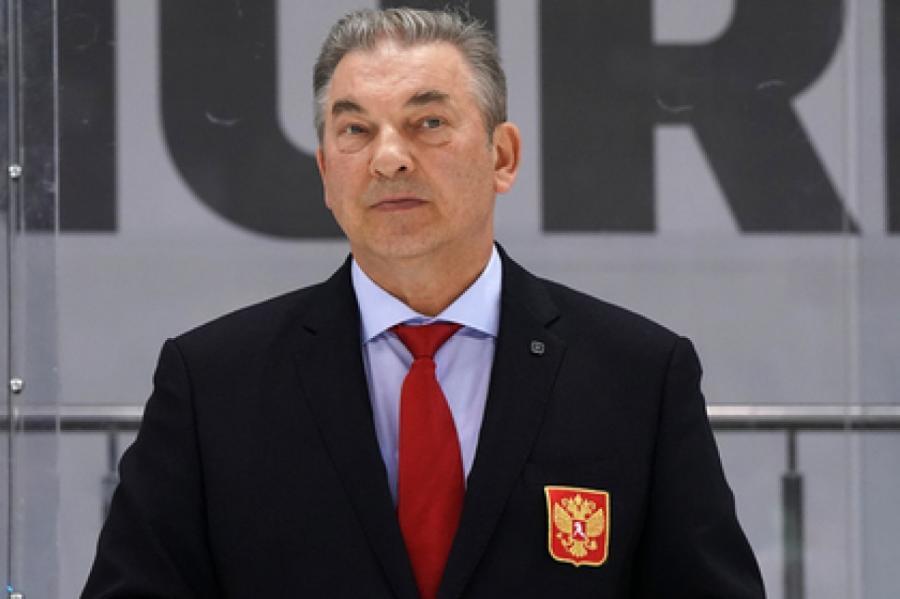 Владислав Третьяк Фото: Артур Лебедев/ РИА Новости