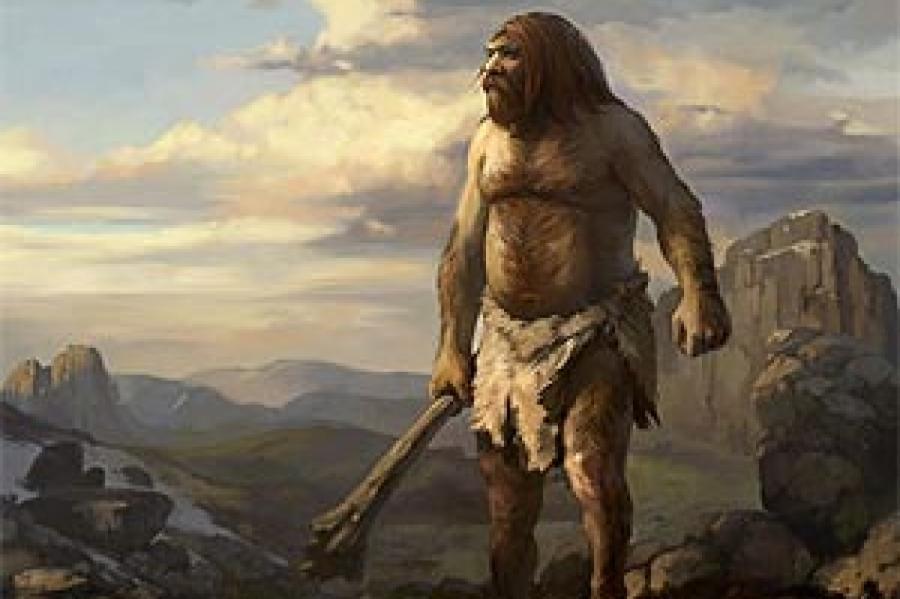 Английские неандертальцы были гордостью древнего мира