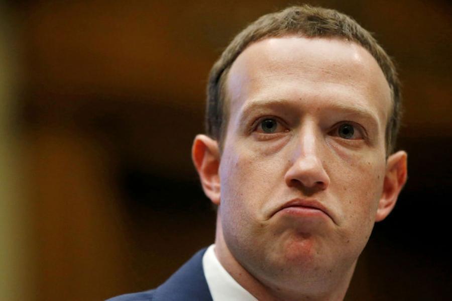 Регулятор у США оштрафував Facebook на $5 млрд - Цензор.НЕТ 4110