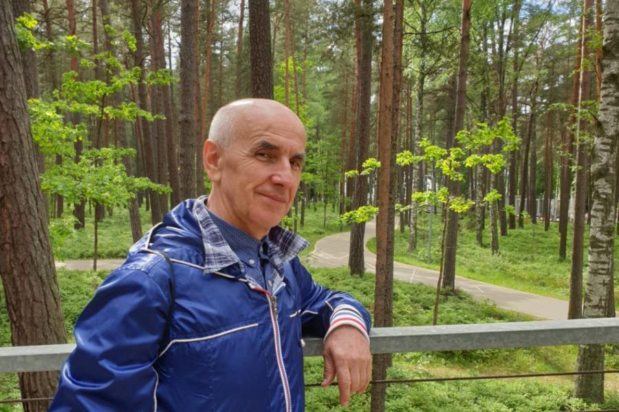 Николай Пересадин.