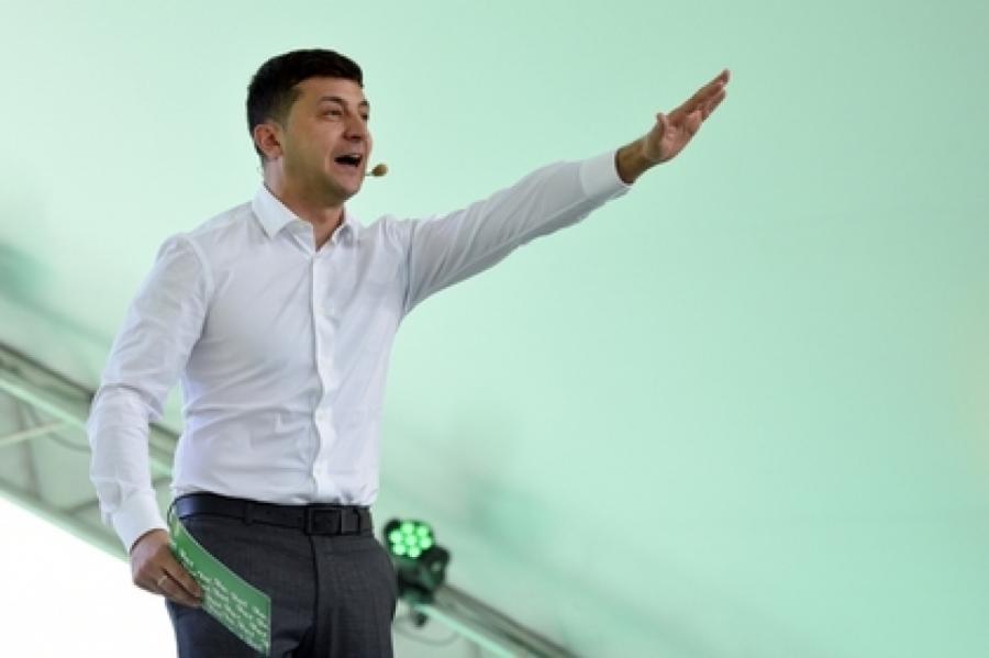 Владимир Зеленский Фото: РИА Новости