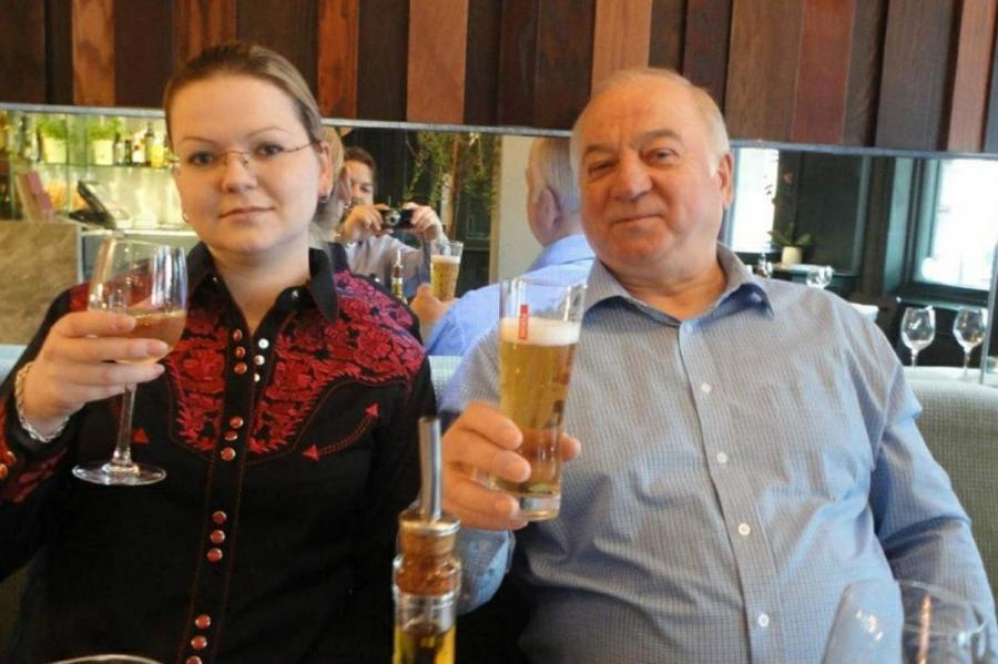 Сергей иЮлия Скрипаль. Фото: www.globallookpress.com