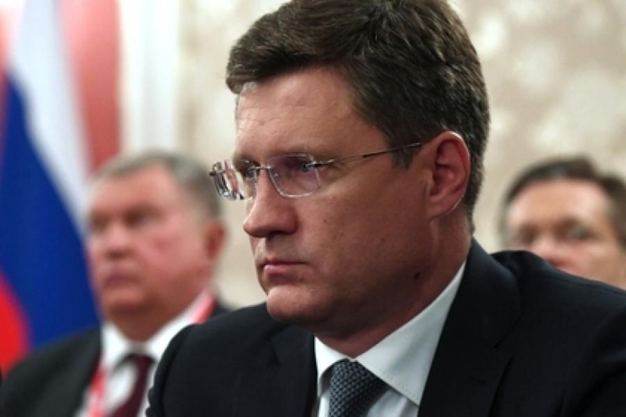 Министр энергетики Александр Новак Фото: Илья Питалев/ РИА «Новости»
