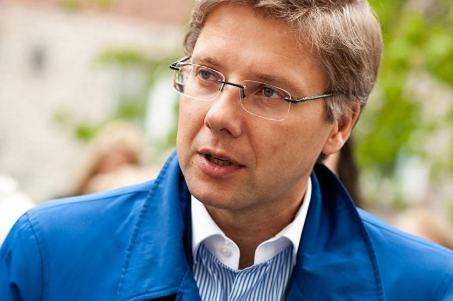 Нил Ушаков. Фото: ©Rīgas Dome