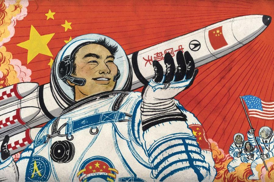 Картинки по запросу Китай + Космос