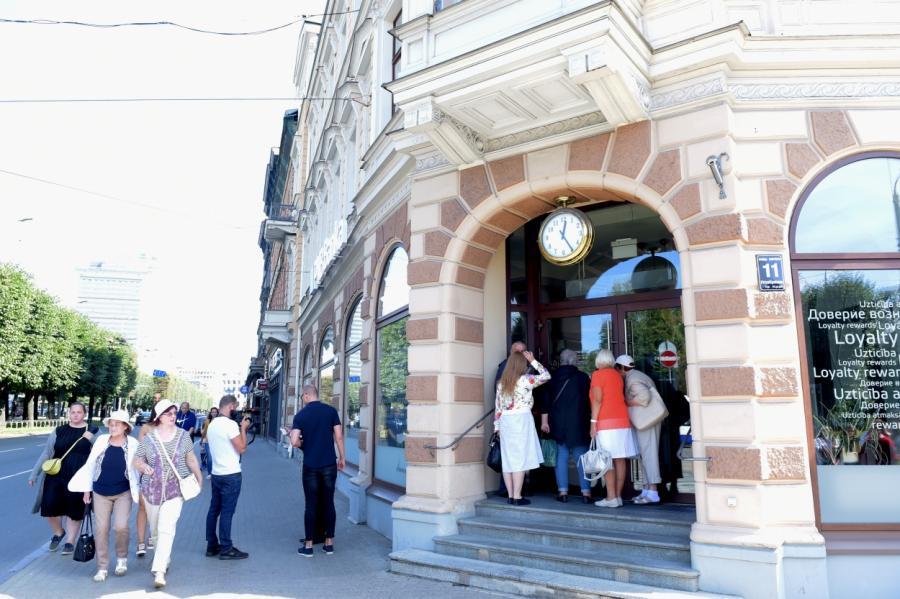 Крах PNB Banka вЛатвии заставил волноваться нетолько пенсионеров, фото LETA