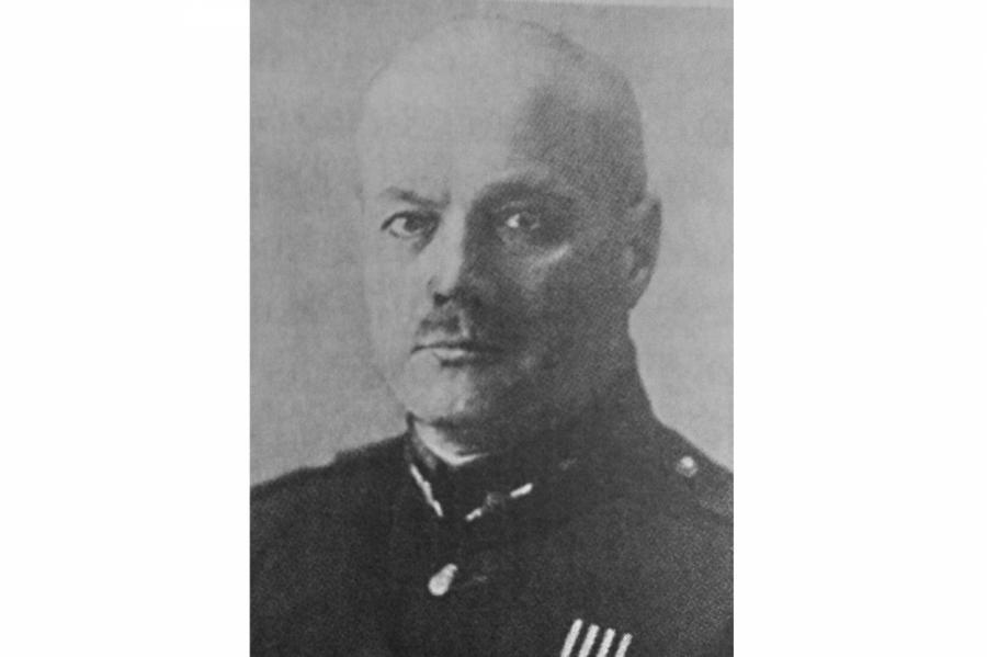 Генерал Клявиньш использовал вкачестве явки адвокатский офис.