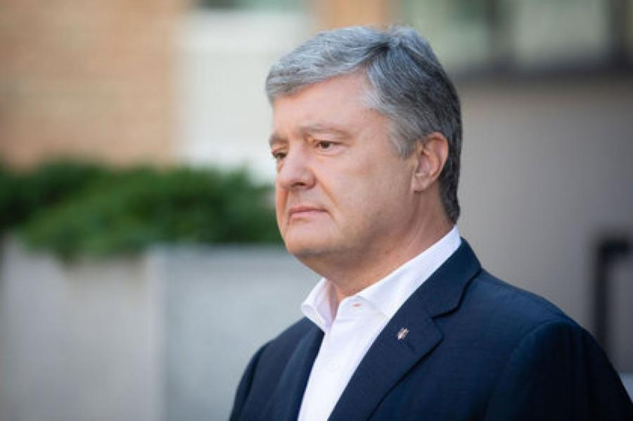 Петр Порошенко Фото: @poroshenko
