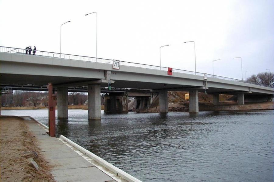 Мост вБолдерае.