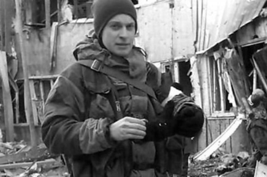 Роман Джумаев Фото: 0629.com.ua