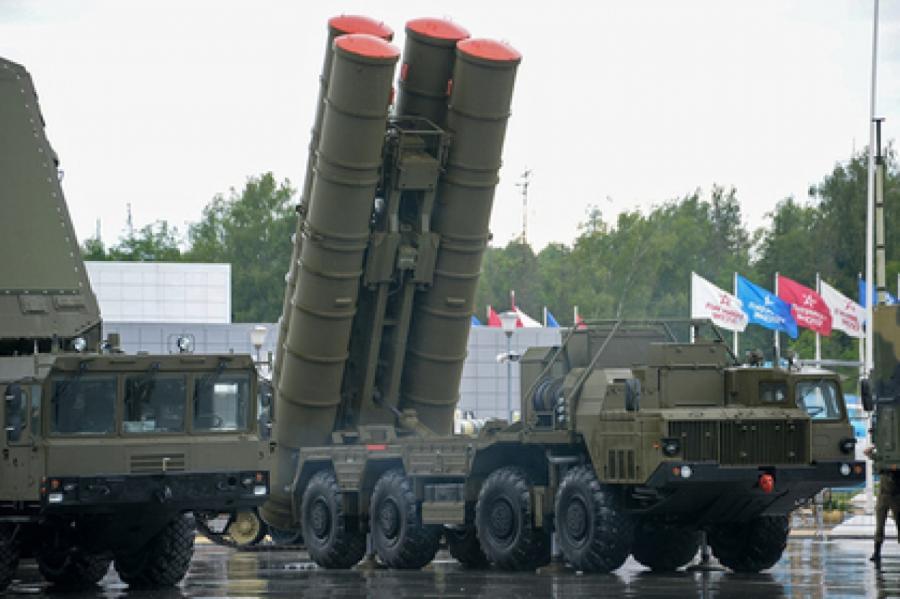 C-500 «Прометей» Фото: mil.ru