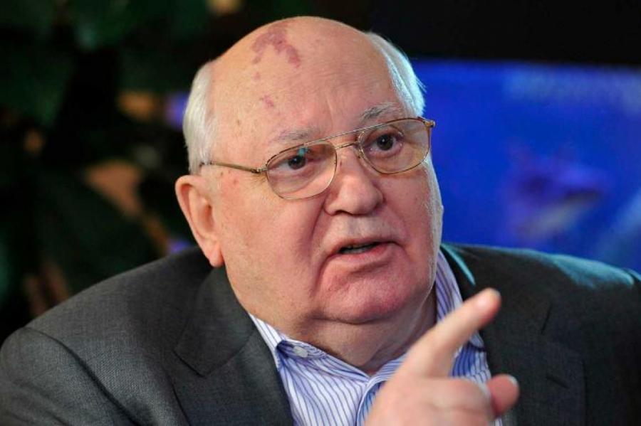 Михаил Горбачев. Фото: www.globallookpress.com