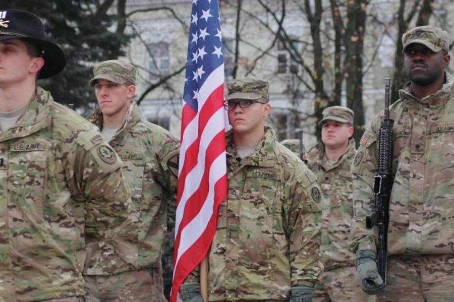 Армия США, иллюстративное фото (с) baltnews