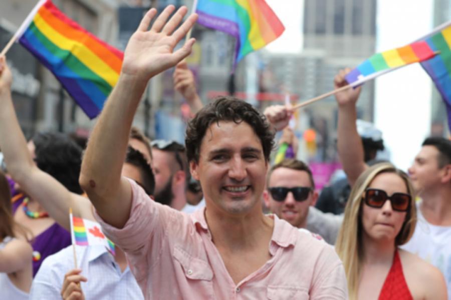 Премьер-министр Канады, иллюстративное фото