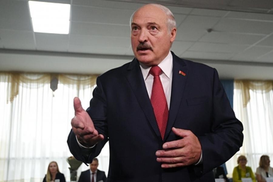 Александр Лукашенко Фото: РИА Новости