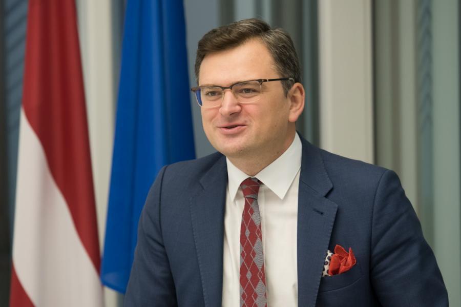 вице–премьер Украины по европейским и трансатлантическим вопросам Дмитро Кулеба.