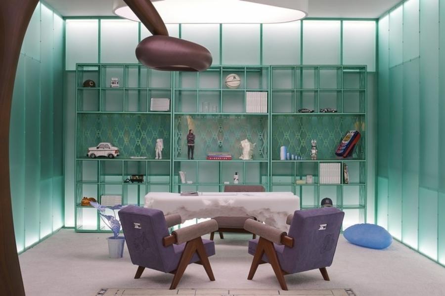 Проект Дэниела Аршама для Design Miami 2019