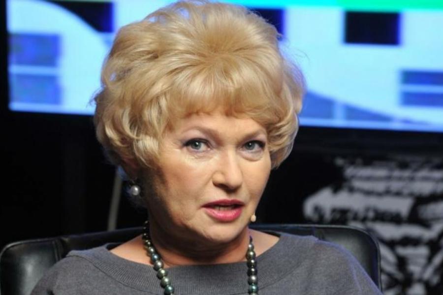 Людмила Нарусова. Фото: www.globallookpress.com