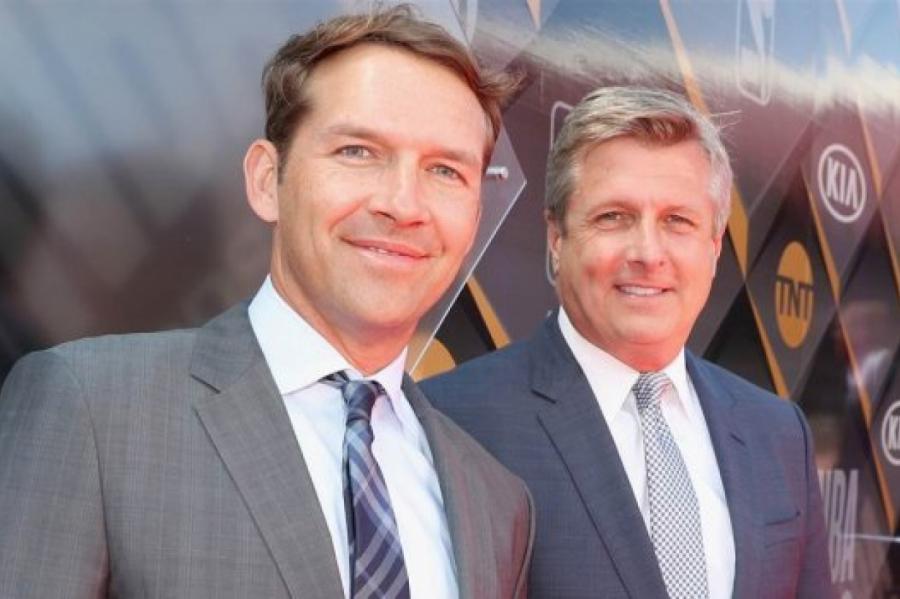 Рик Уэлтс (на фото справа) и его супруг Тодд Гэйдж