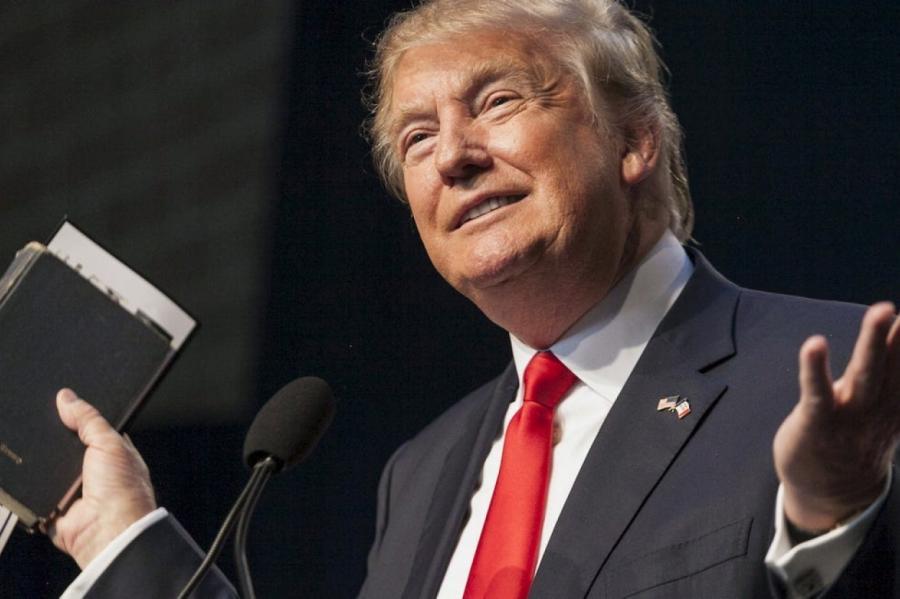 Президент США принадлежит к пресвитерианской церкви — одному из направлений протестантизма с общей численностью около 4 миллионов членов
