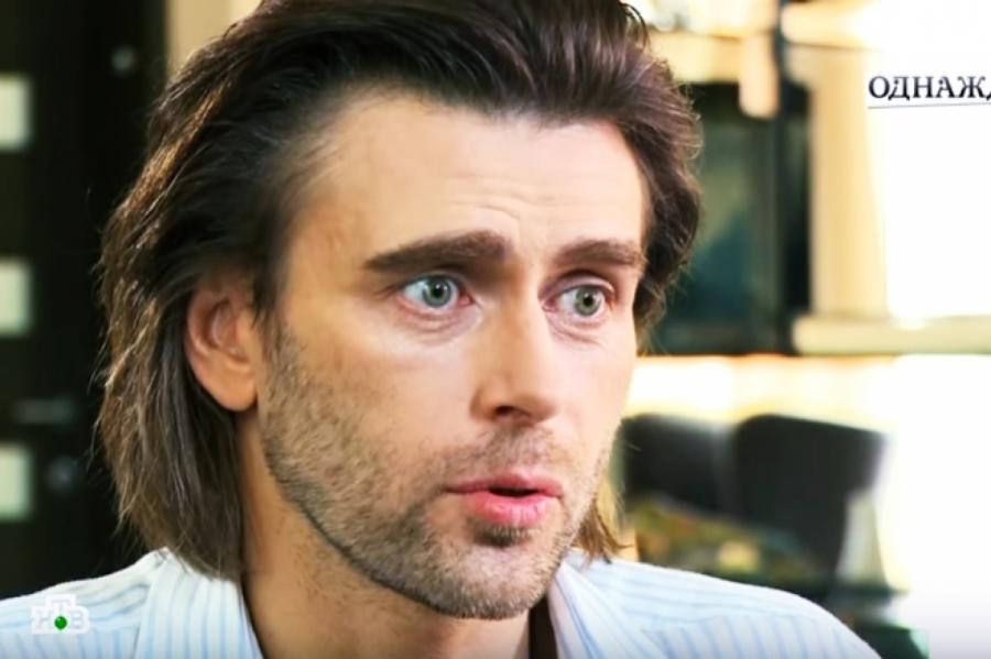 Муж Анастасии Заворотнюк сильно изменился, стоп-кадр телешоу