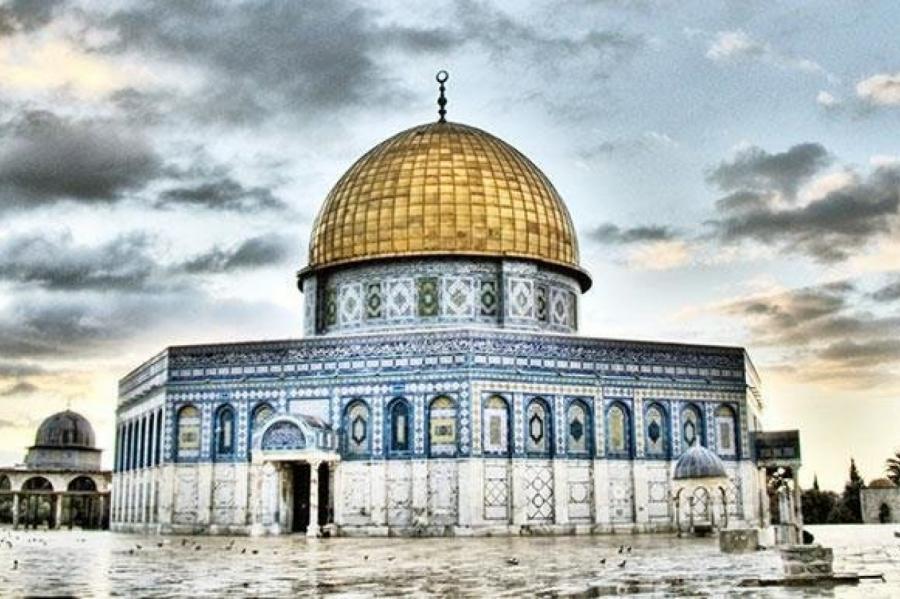 Мечеть Аль-Акса в Иерусалиме