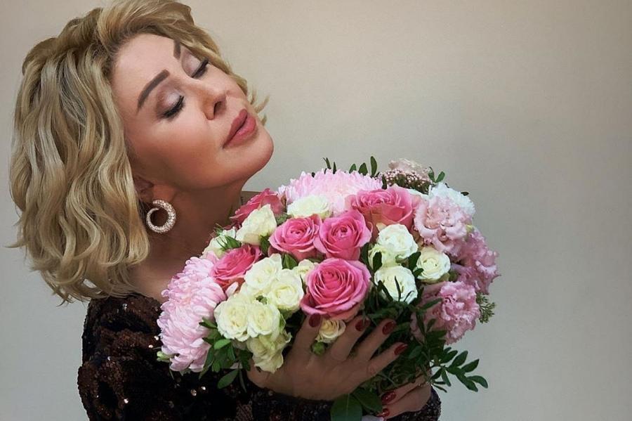 Любовь Успенская (instagram.com/uspenskayalubov_official)